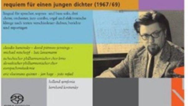 Bernd Alois Zimmermann – Requiem für einen jungen Dichter