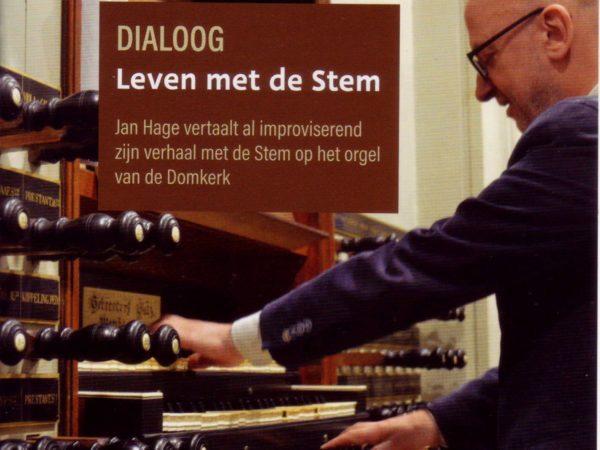 Nieuwe CD: Dialoog. Leven met de Stem